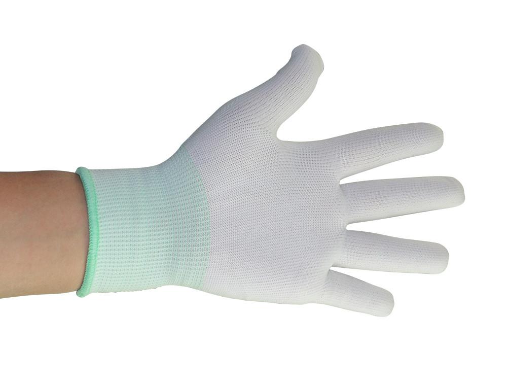 Перчатки бесшовные для работ с пленкой