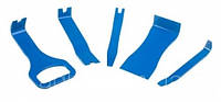 Набор пластиковых съемников панелей облицовки TJG Е5249