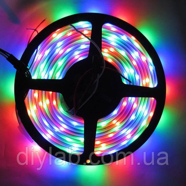 RGB Світлодіодна стрічка WS2812B 30LED/m, фото 1