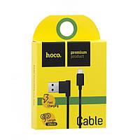 MICRO USB кабель USB HOCO L SHARE  1,2м
