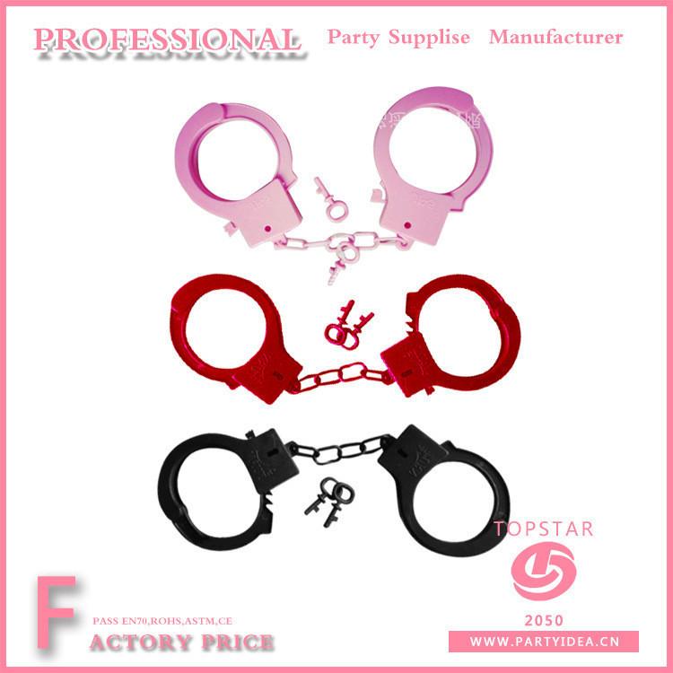 Пластмасовые наручники