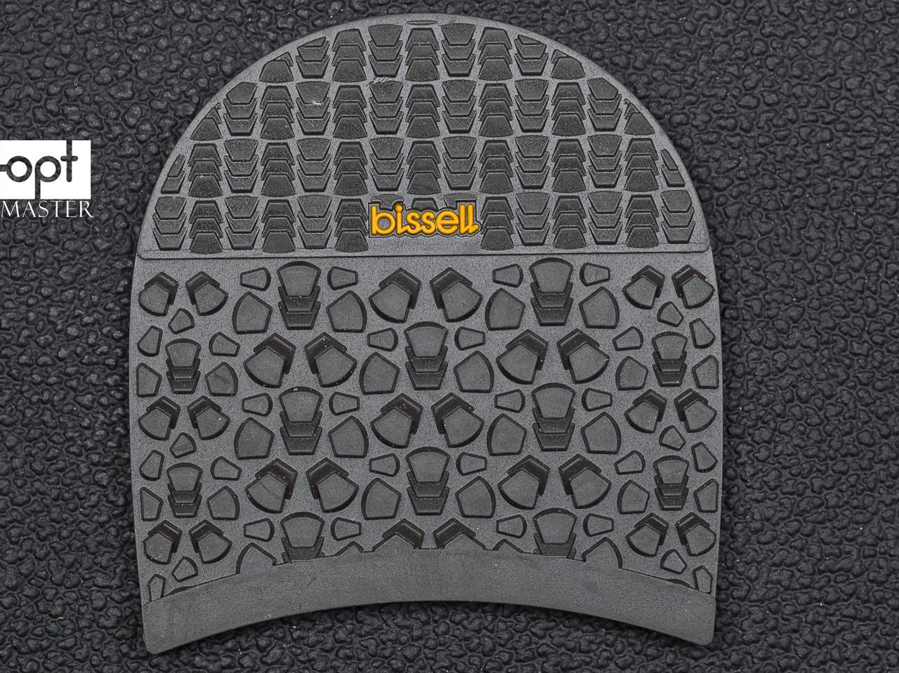 Набойка резиновая мужская BISSELL, art.RB 62B, цв. чёрный