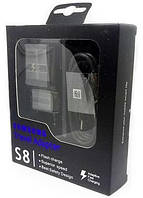 Быстрая зарядка Samsung Fast Charger 2A + USB Type-C
