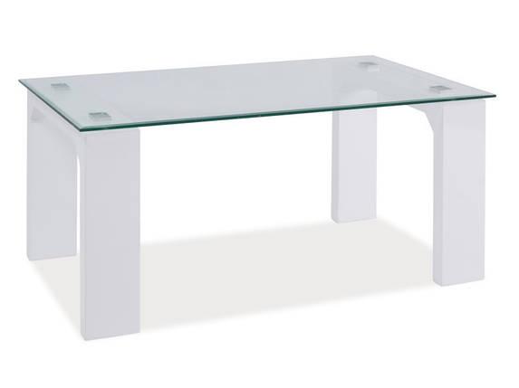 Журнальный столик Scarlet SIGNAL белый лак, фото 2