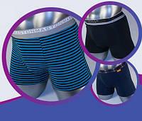 Комплект-набор со скидкой трех пар (6 штук) боксеров мужского белья Tonmas