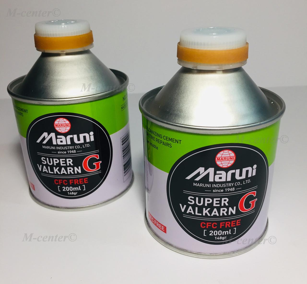 Клей Безкамерний SuperValcarn G CFS Free 200 Мл 148г, Maruni Японія — у Категорії