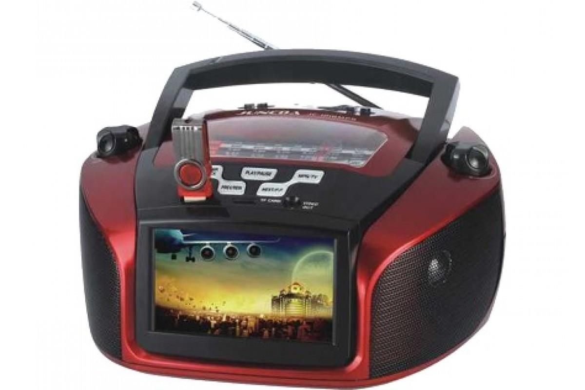 Радиоприемник Juncda JC-1218MP5