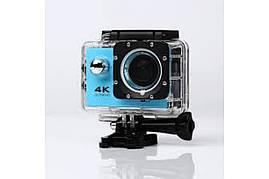 Экшн камера F60R - Full HD 4K Wi-Fi с пультом ДУ