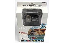 Экшн камера F- 60C Wifi 4K