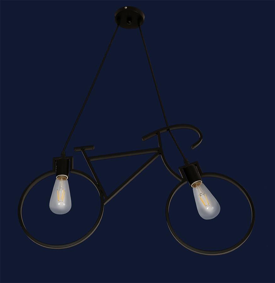 Подвесная люстра велосипед 909XL1051
