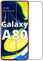 Защитное стекло Samsung Galaxy A80 A805 (Прозрачное 2.5 D 9H) (Самсунг Галакси А80)
