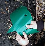 Забор-бордюр для клумб декоративный секционный, пластик, Стандарт, фото 3