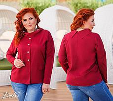 Интересная блуза в деловом стиле, фото 3