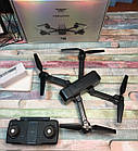 Квадрокоптер SJ Z5 GPS 5G камера Full HD 1080p дальність 600m Чорний, фото 7