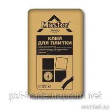 MASTER NORMAL Клей для плитки, для внутренних и наружных работ. 25 кг