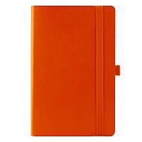Еженедельник 2020 Axent Partner Flex 8506-20-12-A, 125*195мм, оранжевый