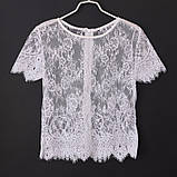 Кружевная блузка, фото 3