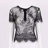 Кружевная блузка, фото 5