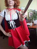 Костюм красной шапочки, фото 4