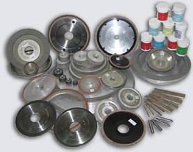 Алмазные камни и токарно-фрезерный инструмент