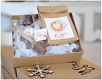Подарочный набор Choco Coffee, Подарунковий набір Choco Coffee, Подарочные наборы