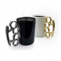 Чашка с кастетом White, Чашка з кастетом White, Оригинальные чашки и кружки