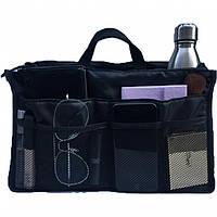 Органайзер Bag in bag maxi темно синий, Органайзер Bag in bag maxi темно синій, Органайзеры в сумку