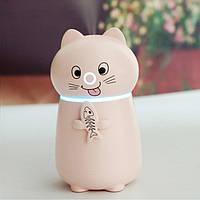 Увлажнитель воздуха humidifier Cat Pink, Зволожувач повітря humidifier Cat Pink, Увлажнитель воздуха