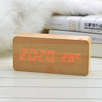 Часы wood sensor, Годинник wood sensor, Оригинальные Будильники