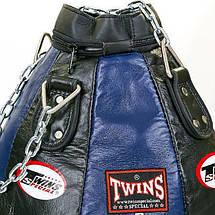 Мешок для бокса Twins (без наполнителя), код: PPL-BU-S, фото 3