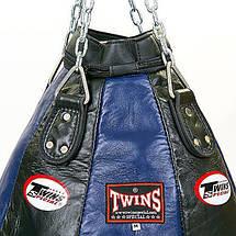 Мешок для бокса Twins (без наполнителя), код: PPL-BU-M, фото 3