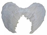 Крылья Ангела Маленькие 45х35 (белые), Крила Ангела Маленькі 45х35 (білі), Маскарадные крылья