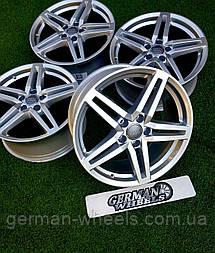 Оригинальные диски 20- дюймовые Audi A6 / S6  4G S-LINE