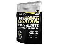 Креатин BIOTECH Creatine Monohydrate 500g Bag