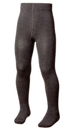Термоколготки детские Merino Wool NORVEG (тёмно-серый, размер 74/80)