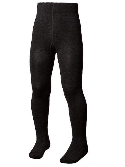 Термоколготки детские Soft Merino Wool NORVEG (чёрные, размер 98/104)
