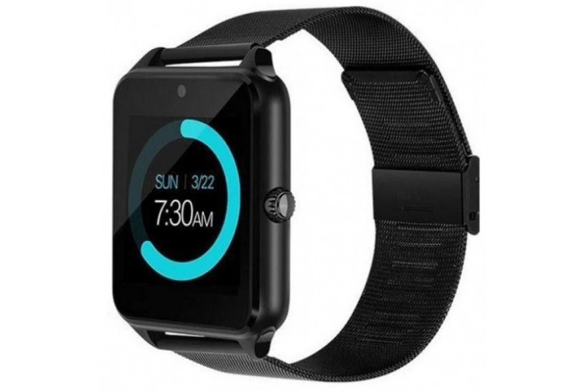 Годинник Smart Watch Z6 розумні годинник, фітнес трекер