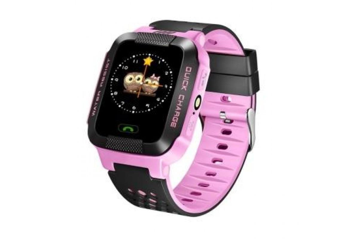 Детские наручные смарт часы Smart Baby Watch A15
