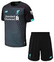 Футбольная форма ФК Ливерпуль (FC Liverpool) 2019-2020 Выездная, фото 1