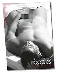 P. Calendar Real Cocks 2020 - Boys