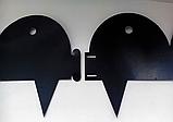 Декоративний Бордюр секційний для клумб, Преміум, фото 5