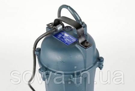 ✔️ Дренажно фекальний насос с режущей кромкой P234 | Насос фекальный | 3150W, фото 2
