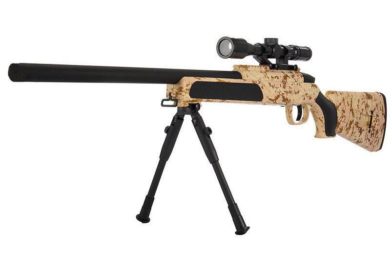 Детская снайперская винтовка zm 51c