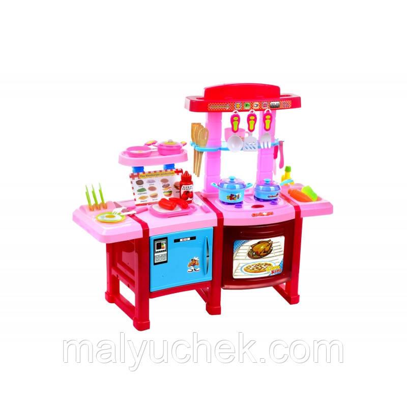 Дитяча кухня BabyMaxi рожева - 002