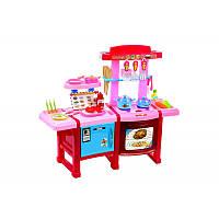 Дитяча кухня BabyMaxi рожева - 002, фото 1