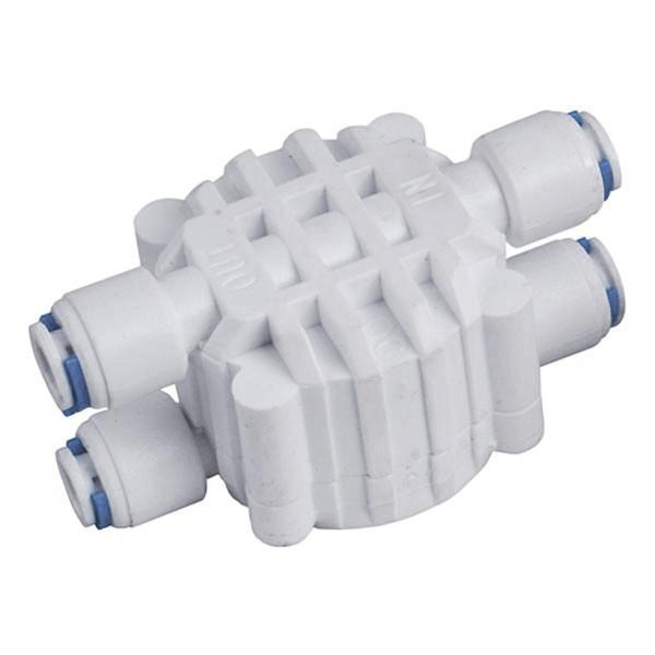 Автопереключатель или четырехходовой клапан