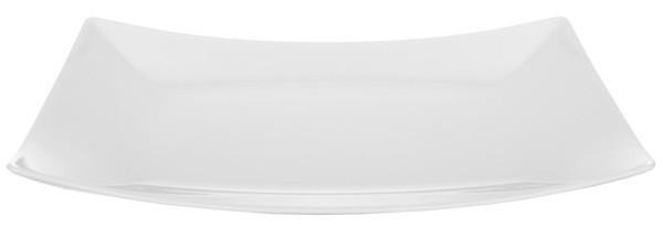 Блюдо Ipec Munchen біла прямокутне 31х25 см кераміка кам'яна (30902164 2сорт)