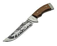 Туристический нож Тотем Волк 50х14мф (длина клинка 125 мм)