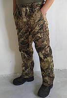 Брюки маскировочные осень - зима, камуфляж, 52 размеры и др