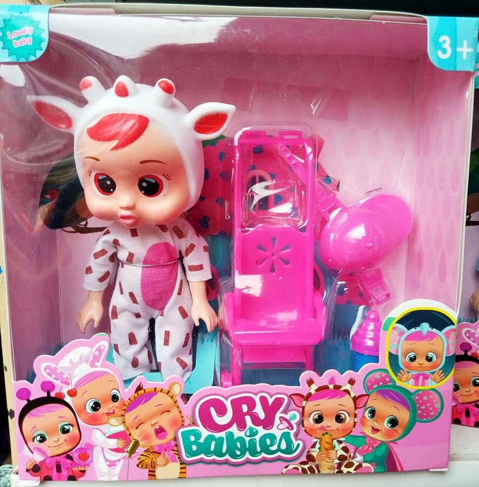 Кукла Cry Babies